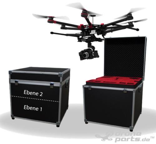 DJI S900 Koffer | Case | leichter Alu Transportkoffer