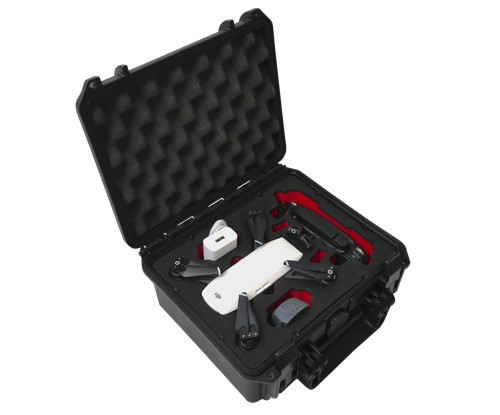 DJI Spark | Transportkoffer / Koffer / Case - kompakt