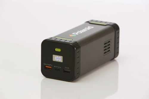Polaroid Mobile Stromquelle Powerbank 80W 11,1V 84Wh 2,05kg