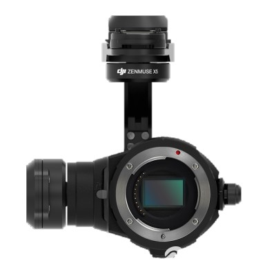 DJI Inspire 1 - Zenmuse X5 (Gimbal, Kamerabody ohne Objektiv)