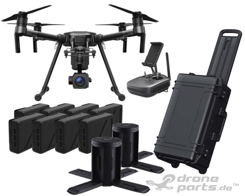 DJI Matrice 200 + Zenmuse Z30 - droneparts Combo