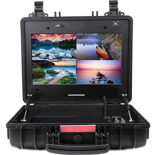 DP 17,3 Zoll Feld-Monitor-Koffer Set   DJI Matrice 300