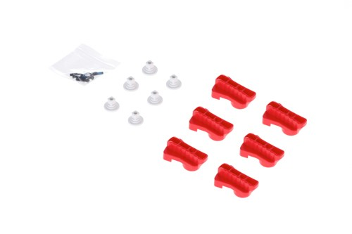 DJI Matrice 600 | Red Rotatable Clamp Kit | Ersatzteil 22