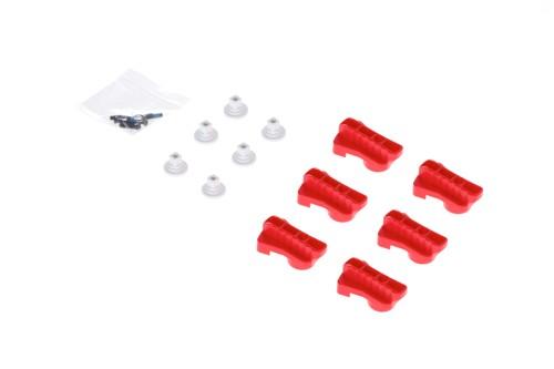 DJI Matrice 600 | Red Rotatable Clamp Kit | Ersatzteil 22