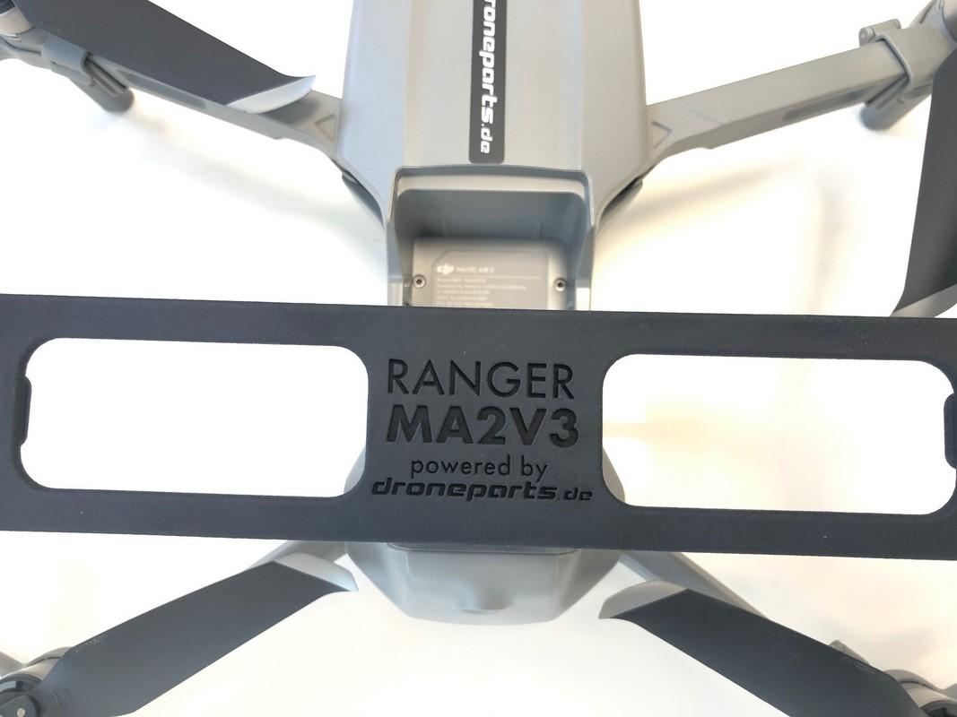 DJI Mavic Air 2 | Drone Cage (Drohnen-Käfig) | Mavic Air 2 ...