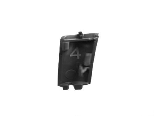 Phantom 4 Pro Obsidian - Landegestell Antennen Abdeckung 4