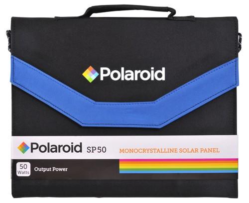 Polaroid Solar Panel und MC4-Stecker mit 50W Ausgang