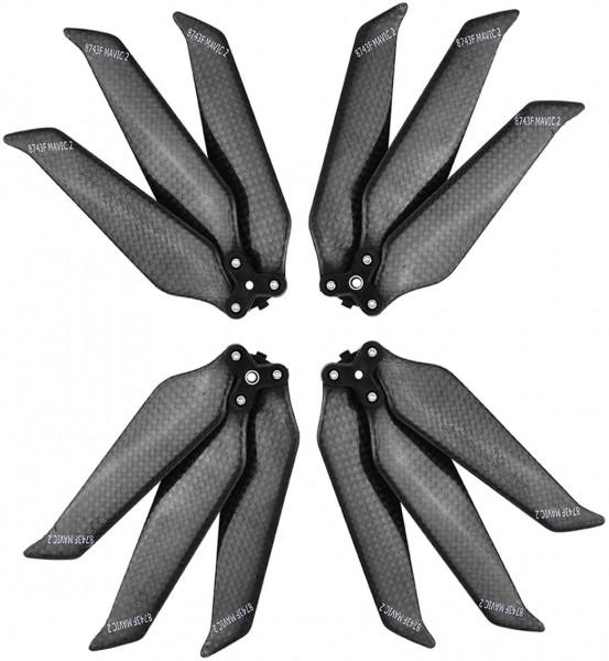 DP Low-Noise Ultra 3-Blatt Carbon Propeller | DJI Mavic 2 Serie