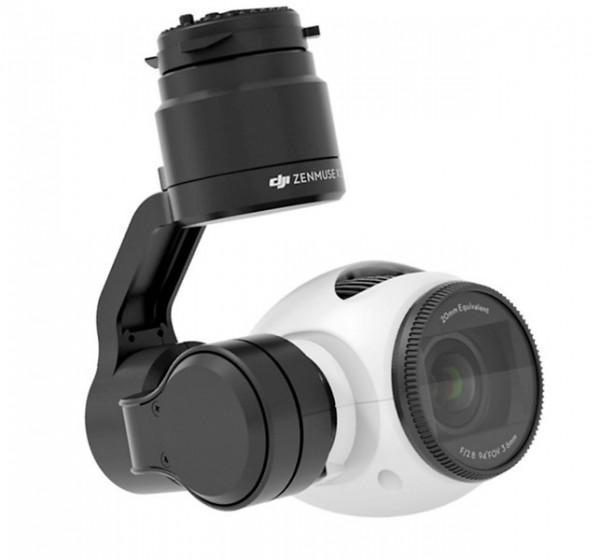 DJI Inspire 1 - Zenmuse X3 Gimbal und Kameraeinheit - Ersatzteil Nr. 40