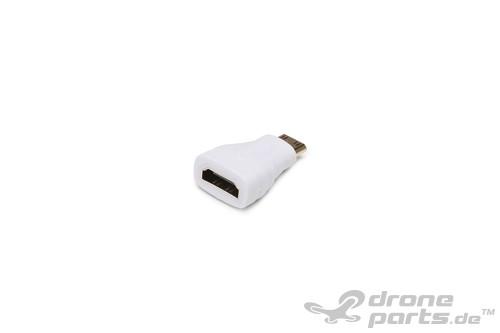 DJI Goggles | HDMI (Typ A) Weiblich zu HDMI (Typ C) Männlich Adapter