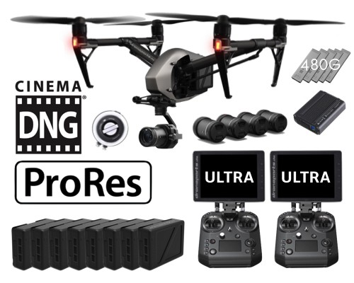 Inspire 2 Cinema Premium Set
