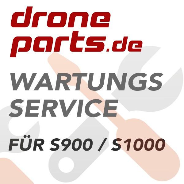 DJI S900 / S1000 - Wartung / Inspektion A