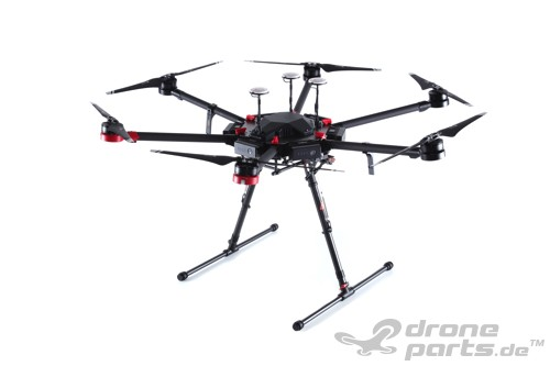 DJI Matrice 600 Pro | A3 Pro | LightBridge 2 | 6x TB47S + 6-fach Lader