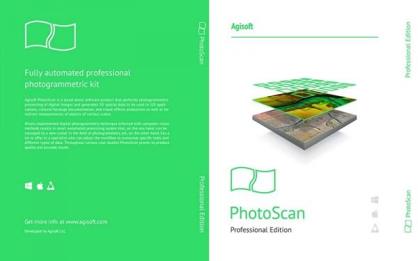 AgiSoft PhotoScan Professional
