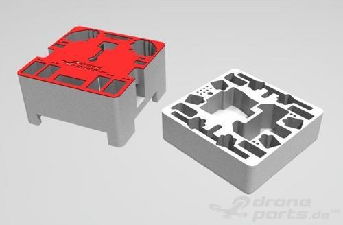 DJI S1000 Schaumstoff Inlay / (Ober- und Unterteil)