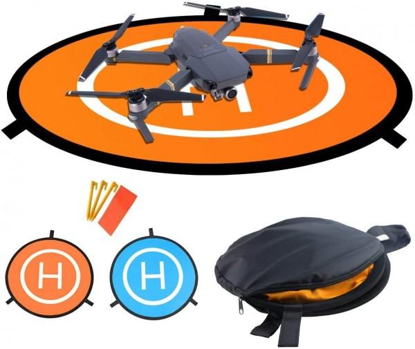 DP   Drohnen Landeplatz / Startplatz / Landepad - 80 cm