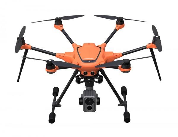 Yuneec H520E mit ST16S und 2 Akkus (ohne Kamera)
