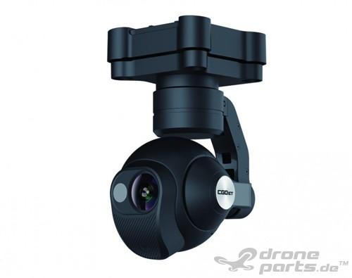 Yuneec CGO-ET 3-Achs-Wärmebild- und Restlichtkamera mit 5,8 GHz digitalem Video-Downlink (EU-Version)