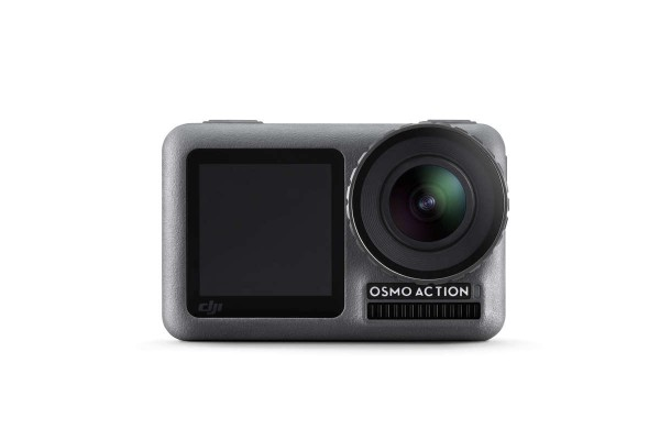 DJI OSMO Action - super compact and waterproof action cam