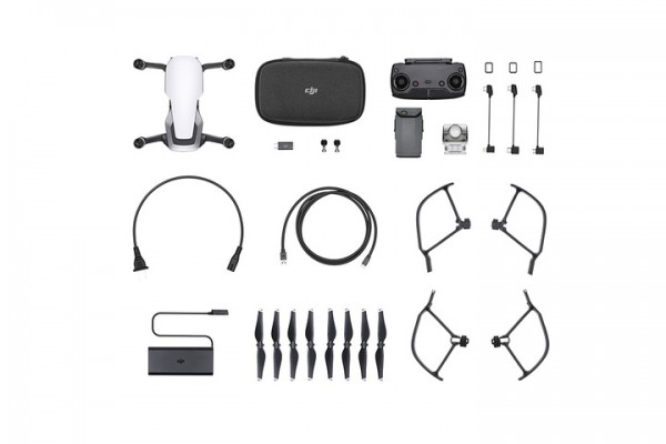 DJI Mavic Air Fly More Combo Arctic White