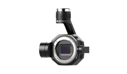 DJI Zenmuse X7 (ohne Objektiv) - Super 35 Sensor / 24MP / 6K