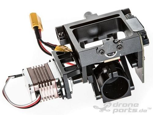 DJI S1000+ Klappeinheit für Landegestell (Rechts) mit elektronik Modul - Ersatzteil 51