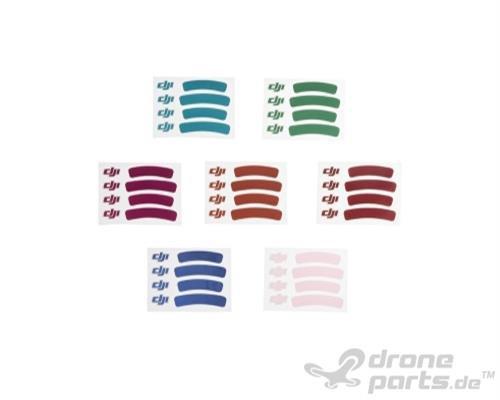DJI Phantom 3 Standard - Sticker Set - Ersatzteil 82