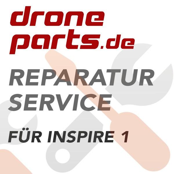DJI Inspire 1 REPARATUR - Service / Reparatur package