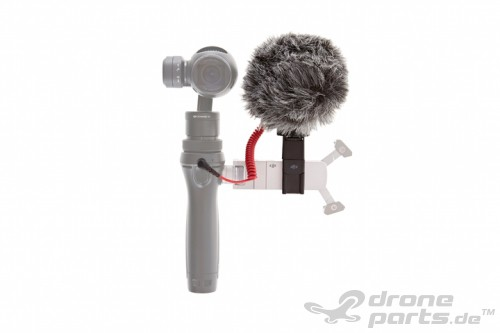 DJI OSMO Rode VideoMicro & 360 Quick Release Mount - Ersatzteil 45