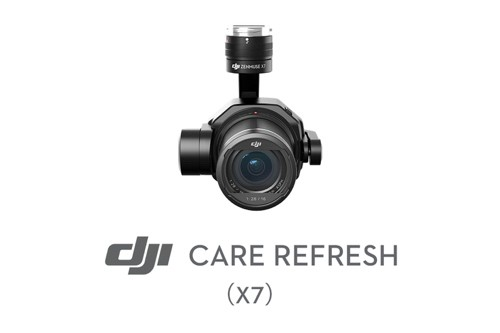 DJI Care Refresh | Zenmuse X7