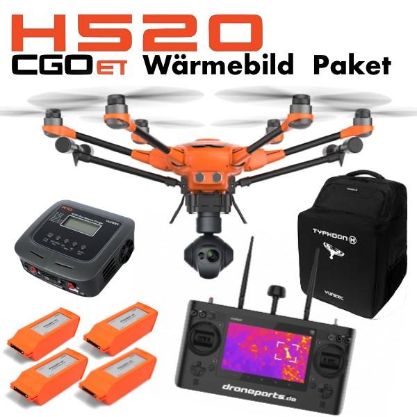 Yuneec H520 CGO-ET Set - Rehkitz-Rettungs-Paket