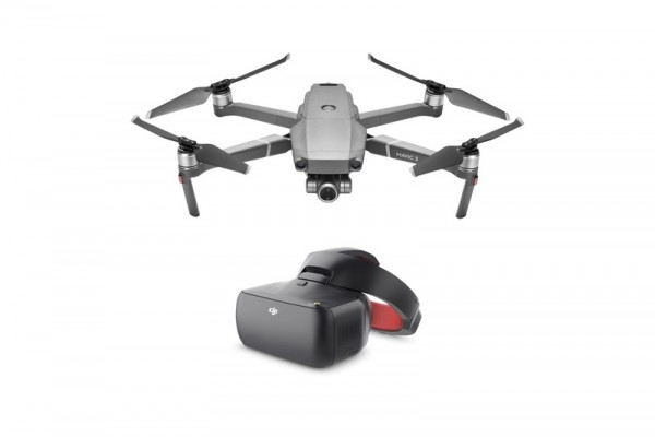 DJI Mavic 2 Zoom & Goggle RE Combo