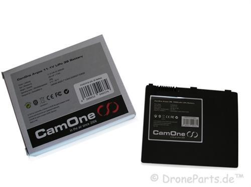 1000mAh 3S Akku für Black Pearl Monitor und CamOne Argos Monitor