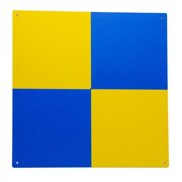 DJI Phantom 4 RTK | Luftbildplatten blau-gelb (5 Stück)