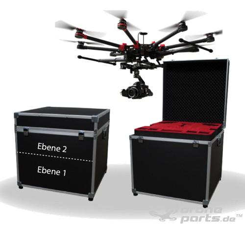 DJI S1000 Koffer & Case & leichter Alu Transportkoffer
