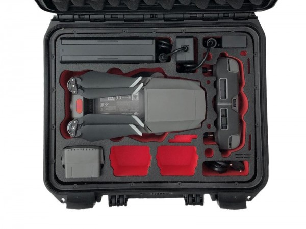 DJI Mavic 2 Transportkoffer - Fly More Edition