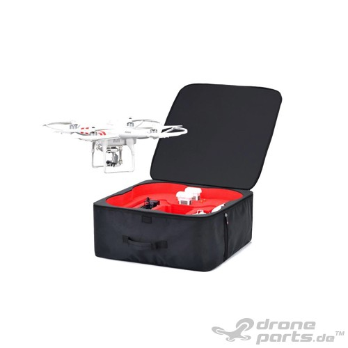 dji phantom 4 soft bag rucksack phantom 4 koffer. Black Bedroom Furniture Sets. Home Design Ideas