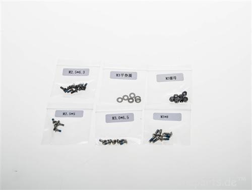 DJI Phantom ZH3-3D Schraubenset (Screws Pack) für Phantom 2 - Ersatzteil 45