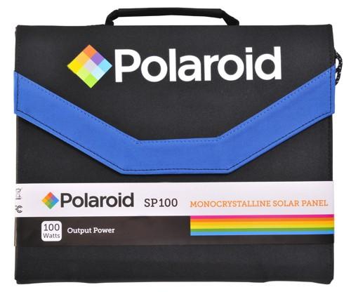 Polaroid Solar Panel mit Schaltmodul 18V/36V und MC4-Stecker 100W Ausgang