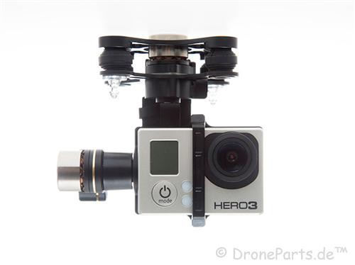 H3-3D GoPro Hero3 Gimbal / Zenmuse